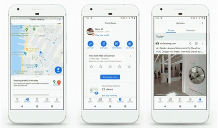 Google Maps Nuevo