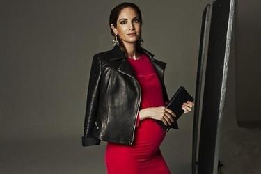 Eugenia Silva da la bienvenida a su bebé encantada de la vida