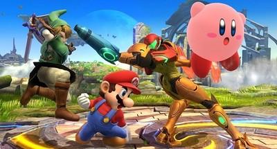 Super Smash Bros. será compatible con la Nintendo Figurine Platform en Wii U