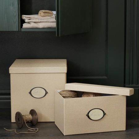 Kvarnvik Storage Box With Lid Beige 0818912 Pe774653 S5