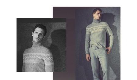 Après Ski: de cómo los tejidos nórdicos de Massimo Dutti son perfectos para el invierno