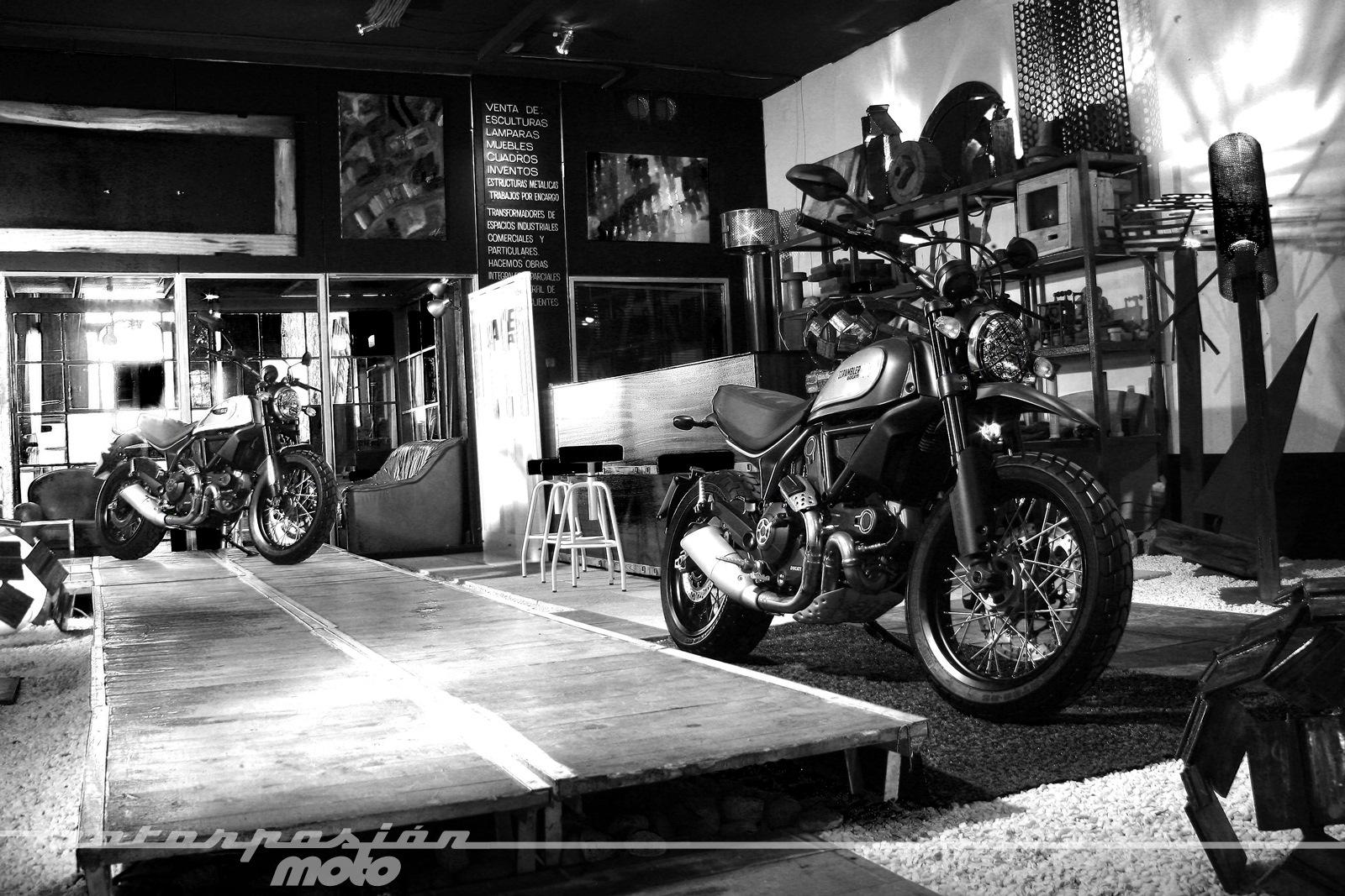 Foto de Ducati Scrambler, presentación 1 (32/67)
