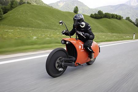 Esta moto también funciona como batería para tu hogar