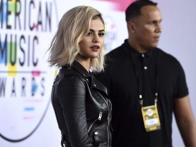 Las mejor vestidas de los American Music Awards 2017