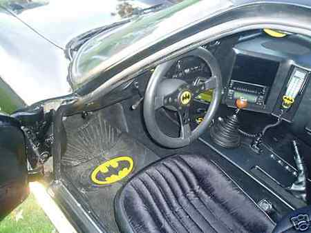 Batmovil Opel GT
