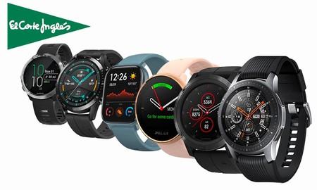 Si no conoces tu rendimiento es porque no quieres: El Corte Inglés te ofrece descuentos de hasta el 20% en relojes deportivos de Garmin, Samsung, Huawei, Polar y Amazfit