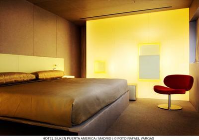 Hotel Puerta América: Richard Gluckman