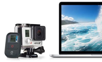 GoPro y la edición de vídeo en OS X