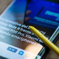 El Samsung Galaxy Note 9 comienza a actualizarse a Android 9 Pie de forma oficial en Europa