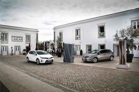 Claves del Toyota Integrated Safety: el asistente para aparcar