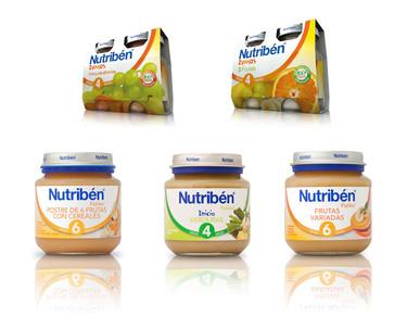 Echamos un vistazo al etiquetado de los productos Nutribén de 4 meses (II)