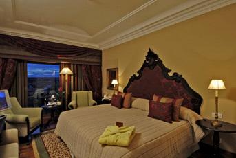 Hotel Convento do Espinheiro, un rincón lujoso pero muy acogedor