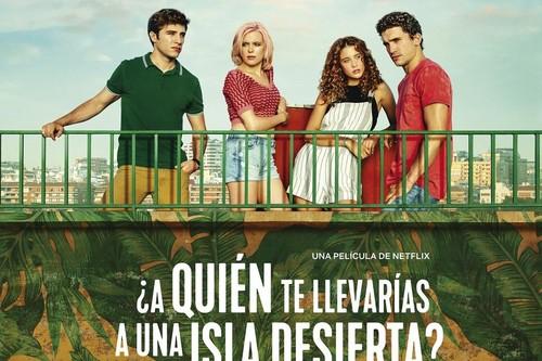 '¿A quién te llevarías a una isla desierta?': notable retrato generacional que mantiene la buena racha de Netflix con el cine español
