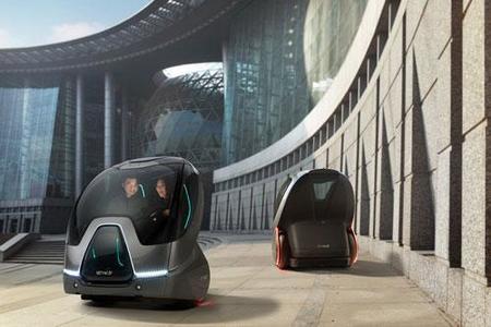 General Motors EN-V Concept Maio