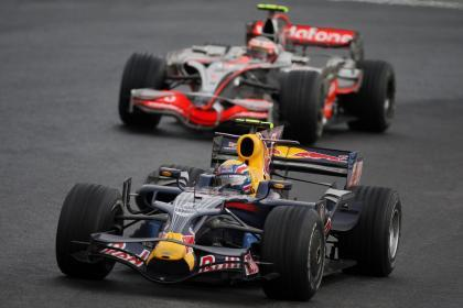Resumen Temporada 2008: Red Bull