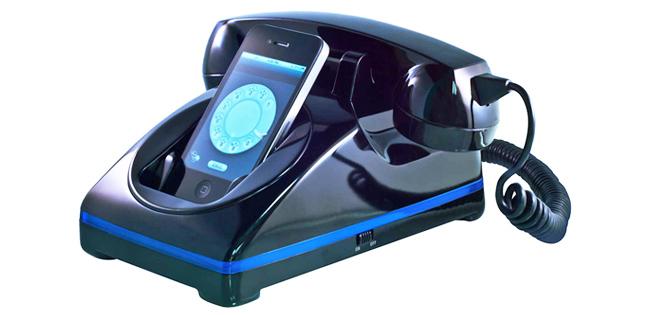 iClassic Phone, el dock con más clase que podrás encontrar