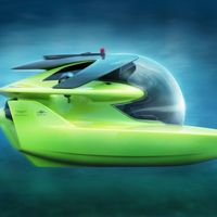 El vehículo más reciente de Aston Martin promete llevarte bajo el mar ¡y no es broma!