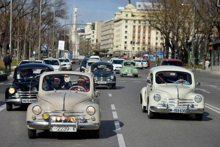 Concentración Renault conmemorando el 60 Aniversario de la fábrica de Valladolid
