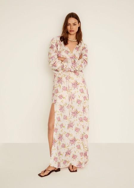 Vestidos de estampado floral