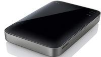 Buffalo HDW-P550U3, disco duro de red con batería y WiFi