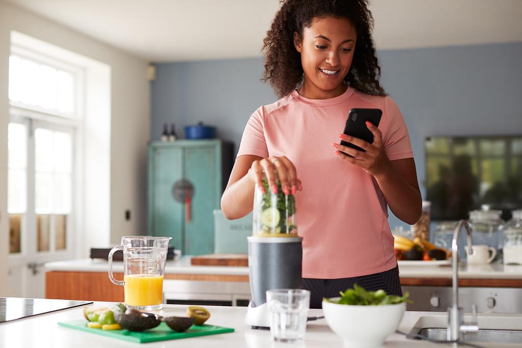 Claves para no subir de peso durante la cuarentena, ¿cuántas calorías tengo que comer al día?