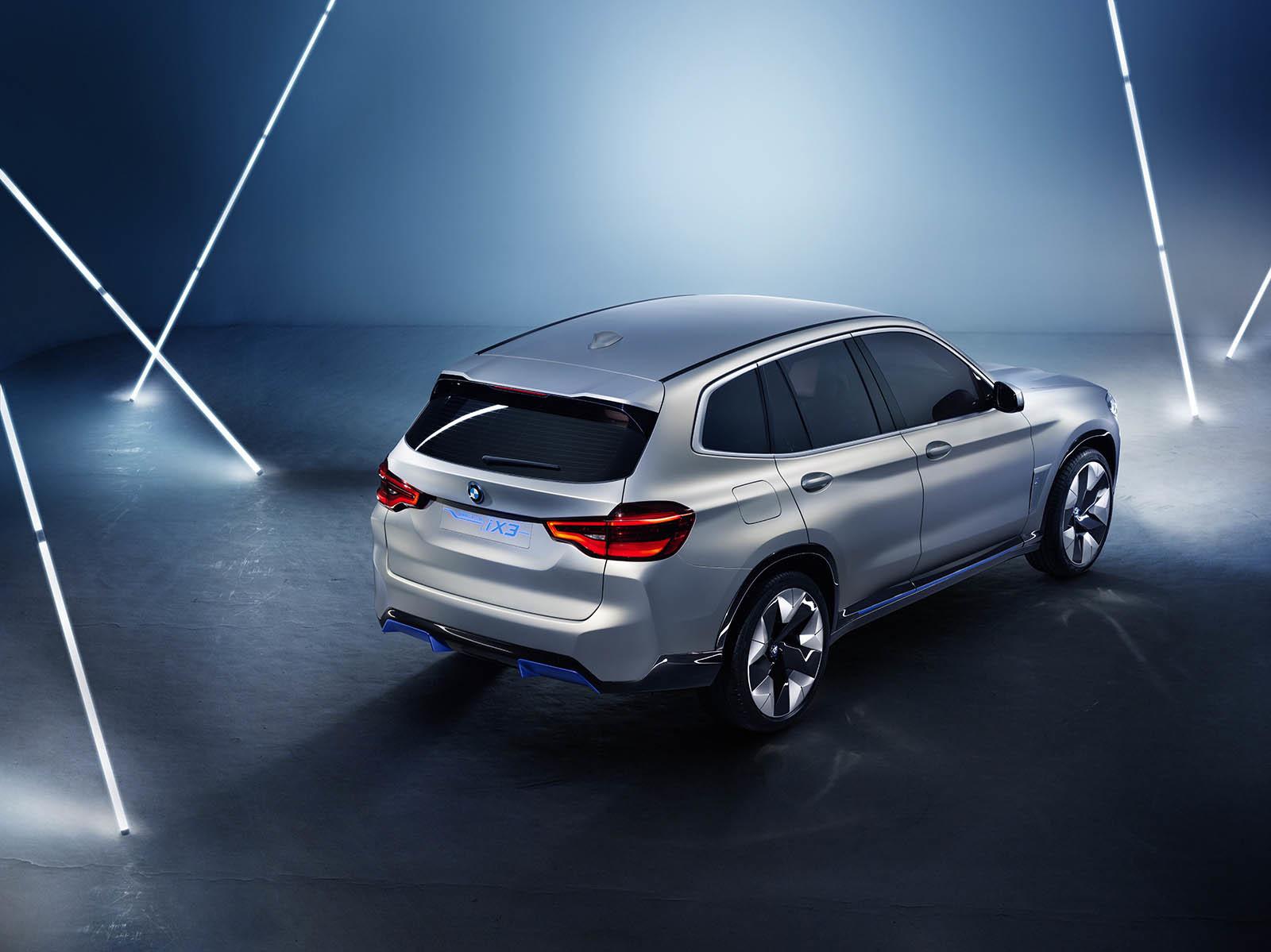 Foto de BMW Concept iX3 (3/8)