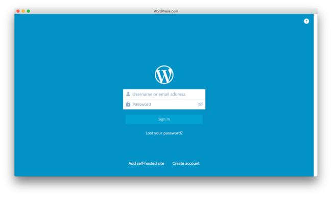 Wordpress For Mac 1