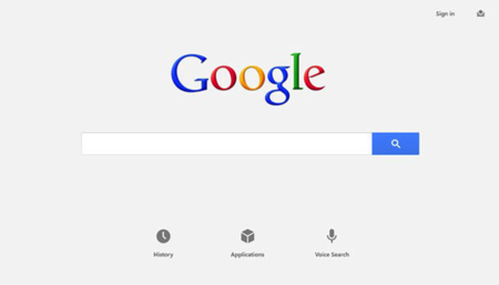 Google lanza su aplicación oficial de Google Search para Windows 8