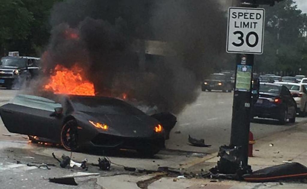 Dolorpasion Lamborghini Huracan Chicago