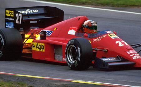 Gilles Villeneuve 1986