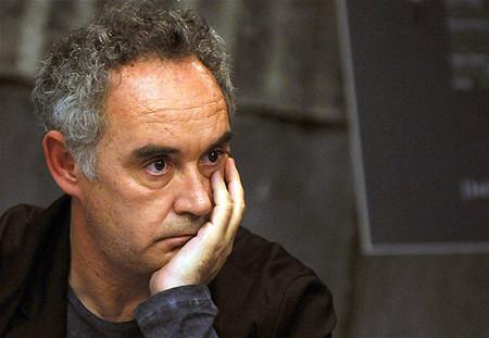 Cenar con Ferran Adrià cuesta caro