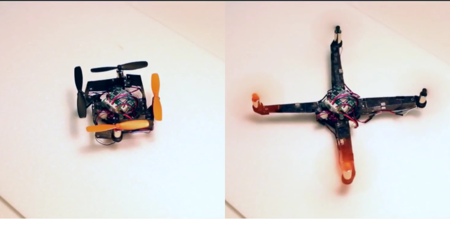 Folding Drone 800x420
