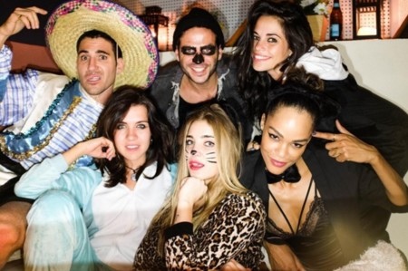 Miguel Angel Silvestre Halloween