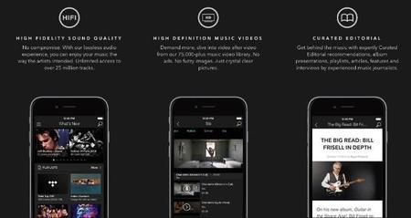 Tidal, el nuevo servicio musical que apuesta por el audio de alta calidad