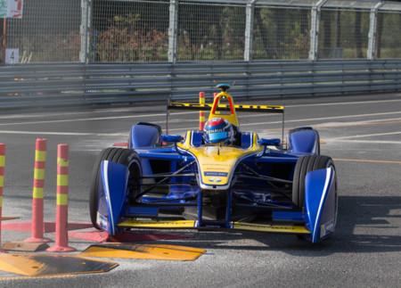 Sebastien Buemi y Renault empiezan mandando en la Fórmula E