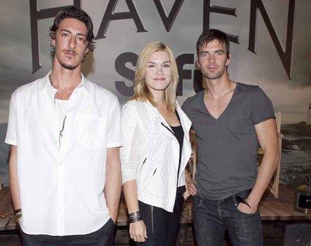 'Haven' aterriza en Syfy España en octubre