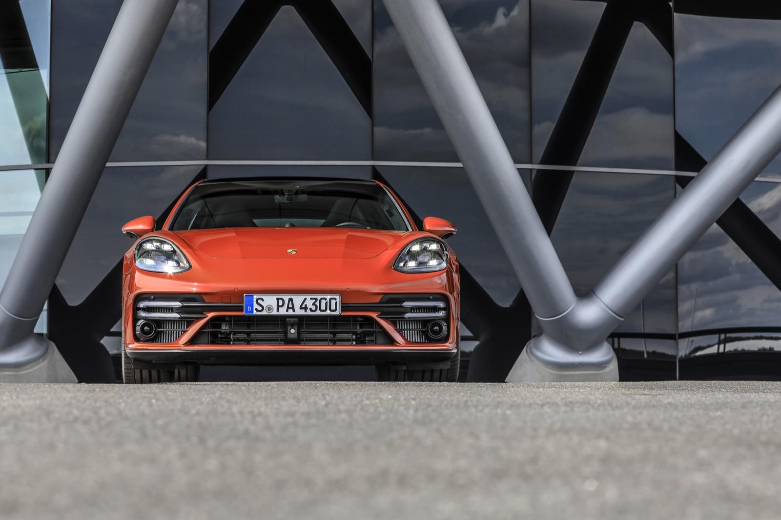 Foto de Porsche Panamera 2021 (22/57)