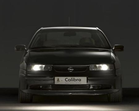Opel Calibra, 20 años ya...