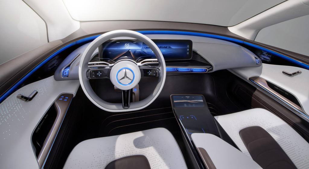 Foto de Mercedes-Benz Generation EQ Concept (2/11)
