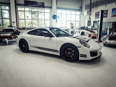 Porsche 911 Carrera S Endurance Racing Edition: Un homenaje al eficaz 919 Hybrid LMP1