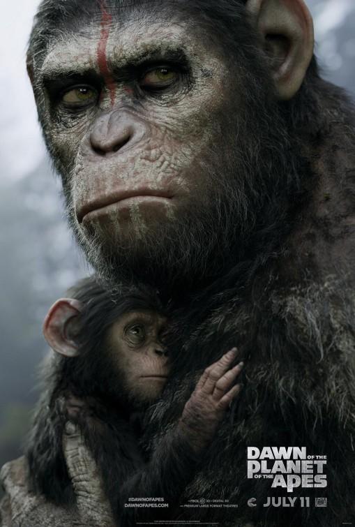 Foto de 'El amanecer del planeta de los simios', carteles (5/9)