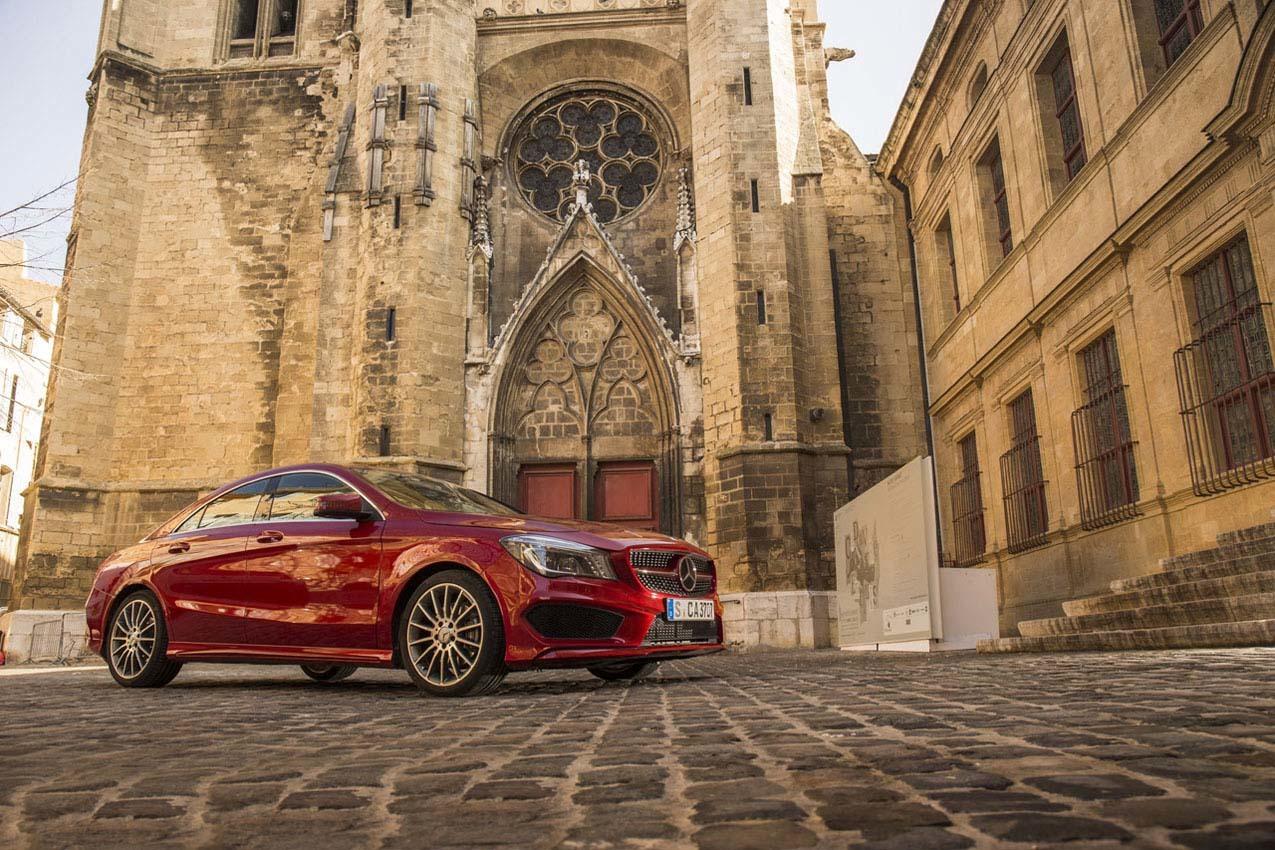 Foto de Mercedes-Benz Clase CLA (Saint-Tropez) (51/51)