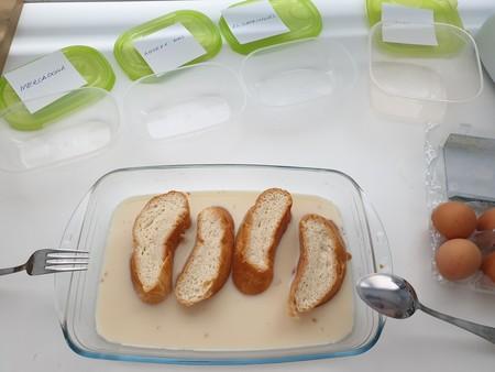 Torrijas Cocinar