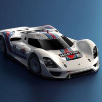 Te quedarás con las ganas, este Porsche 908/04 LH Vision GT es solo un brillante proyecto del diseñador de Cherry Motors