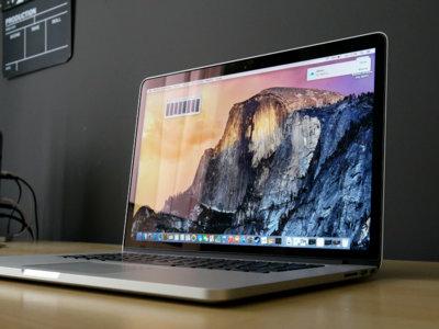 MacBook Pro Retina de 15 pulgadas 2015, análisis