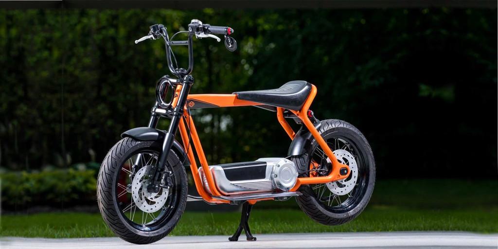 Harley-Davidson nos muestra el diseño que tendrá su próxima motocicleta eléctrica: un scooter diseñado para las ciudades