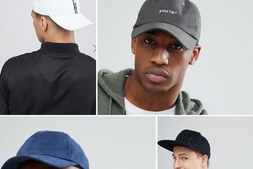 9 gorras para todos los gustos por menos de 9 euros en ASOS