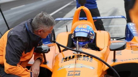 Alonso 500 Millas Indianapolis 2019