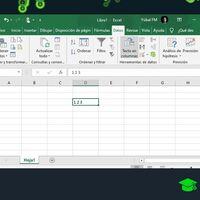 Cómo dividir celdas en Excel separando su contenido