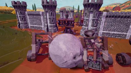 Prepárate para rodar de la forma más divertida posible con Rock of Ages II: Bigger and Boulder
